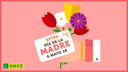 Comprobar resultado del Extra del Día de la Madre 2018 de la ONCE.
