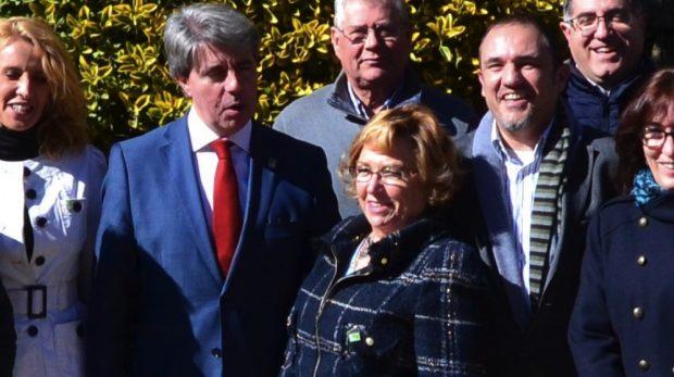 """La sustituta de Cifuentes en la Asamblea es una alcaldesa """"muy amiga"""" de la expresidenta"""