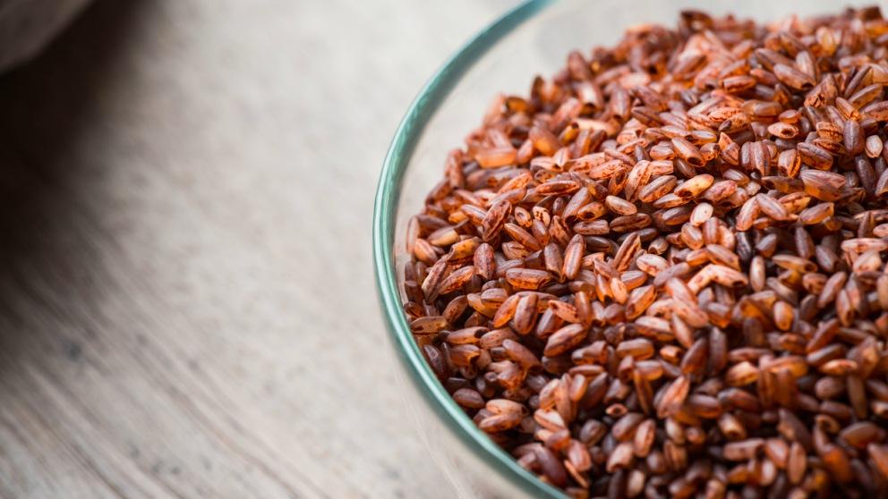 Propiedades del arroz rojo