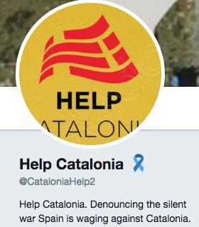 """Llega la época turística y llenan Barcelona con carteles de """"España no es una democracia"""""""