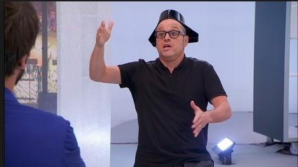 El separatista Quico Sallés se burla de la Guardia Civil en TV
