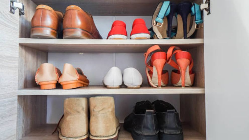 Guía para saber cómo almacenar zapatos en casa