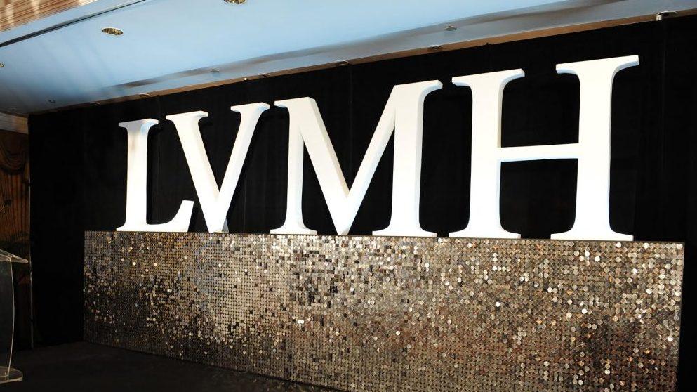 LVMH en la presentación de resultados (Foto. LVMH)