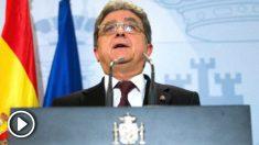 El delegado del Gobierno en Cataluña, Enric Millo (Foto: Efe)
