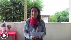 Patricia Ramírez, madre del pequeño Gabriel Cruz.