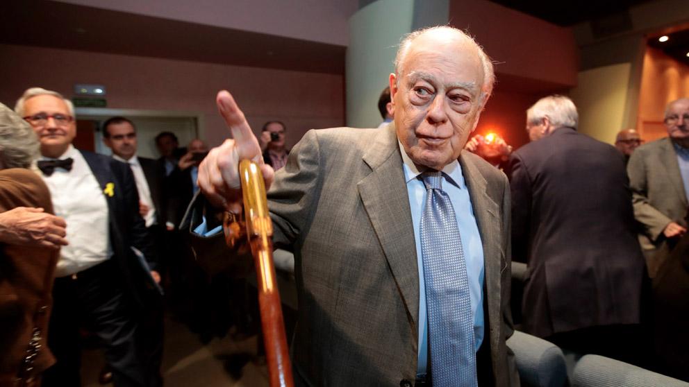 Jordi Pujol (Foto: EFE)