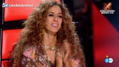 Rosario en la semifinal de 'La Voz Kids'
