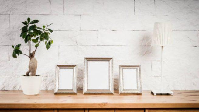 Como Decorar Un Marco De Fotos De Forma Original Paso A Paso - Decorar-marco-fotos