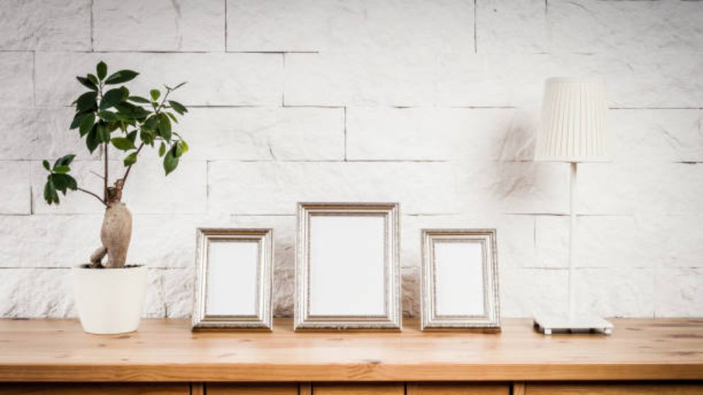 Cómo decorar un marco de fotos de forma original paso a paso