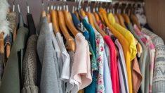 Todos los pasos para organizar un armario