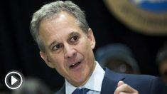 Eric Schneiderman, exfiscal general del estado de Nueva York. (Foto: AFP)