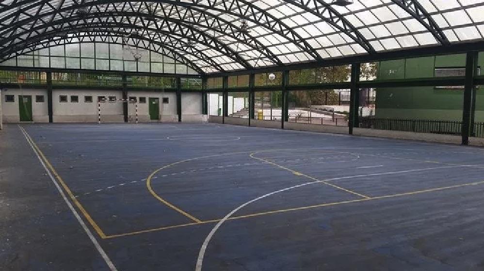 Instalación Deportiva Boston en el distrito Salamanca.