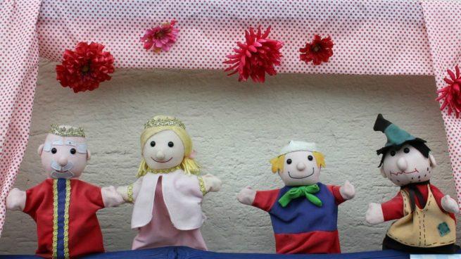 marionetas caseras