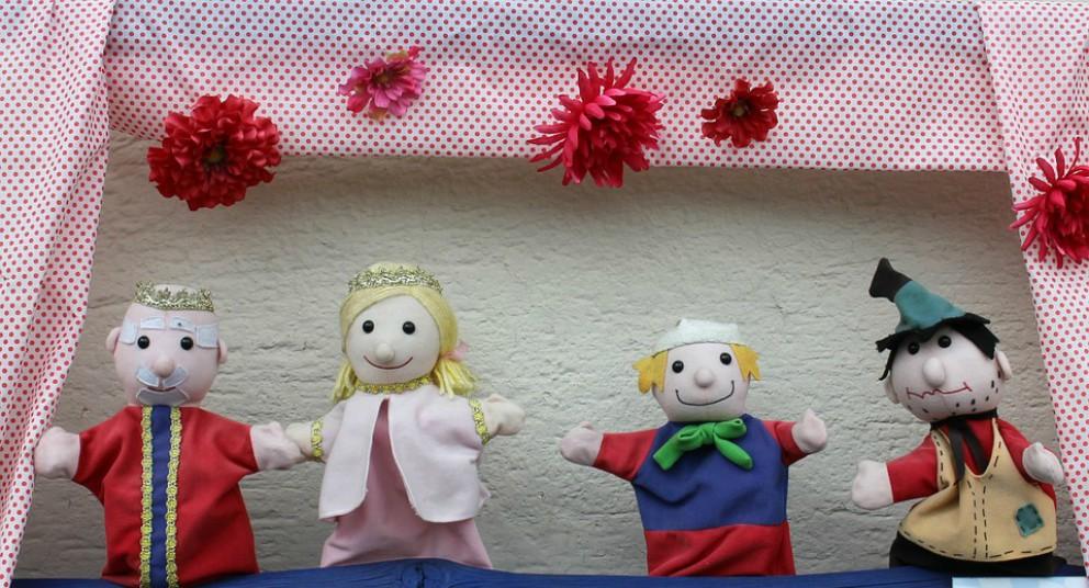 Las claves para hacer marionetas caseras