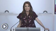 Andrea Levy pedirá la comparecencia del director de TV3.