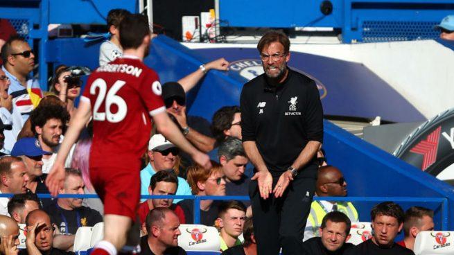 Crisis en el Liverpool a dos semanas de Kiev