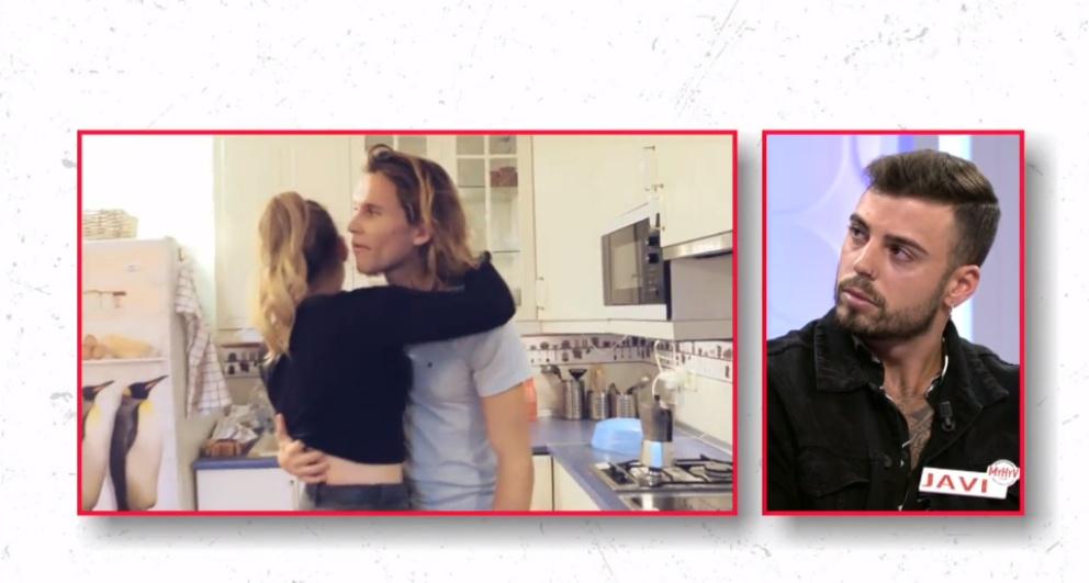 Sophie y Víctor muy juntos en 'MYHYV'