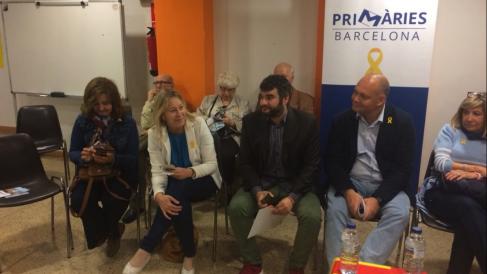 Debate del PDeCAT para sus primarias (RRSS).