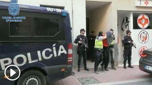 Operación para detener a cinco terroristas yihadistas en España y Marruecos.
