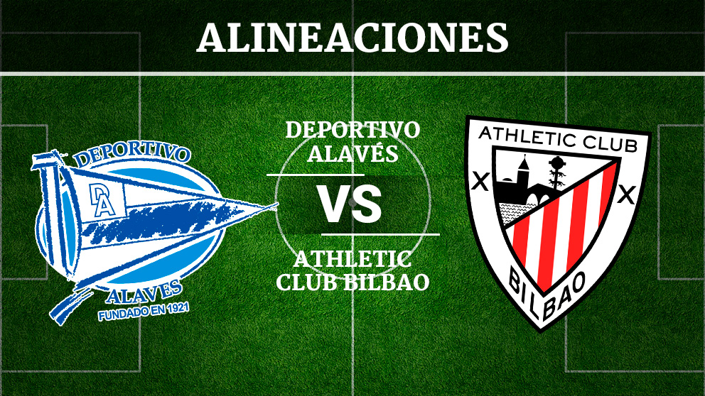 Alav s athletic de bilbao horario alineaciones y d nde for Futbol madrid hoy hora