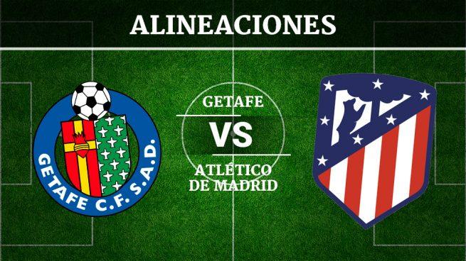 Getafe - Atlético de Madrid: Horario, alineaciones y dónde ver el partido  de la Liga Santander