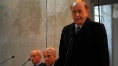 Angelo Caloia, ex presidente del banco vaticano.