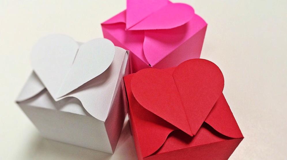 Pasos para hacer cajas de papel o cajas masu  fácilmente