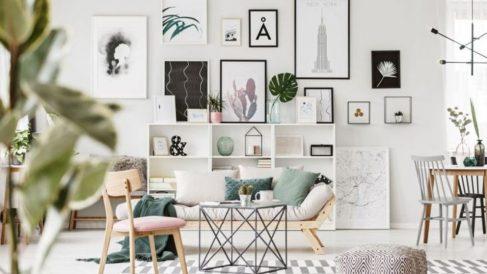 Guía de pasos para decorar las estanterías para que queden bonitas