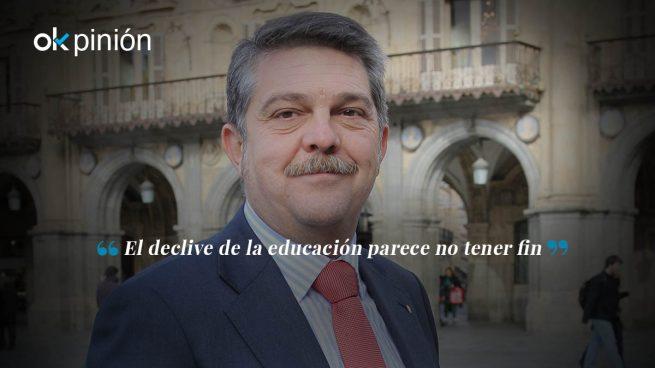 Cataluña: transmite educación el que tiene educación