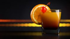 Receta de Tequila sunrise