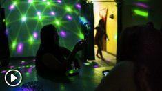 Mujeres en situación de prostitución. (Foto: AFP)