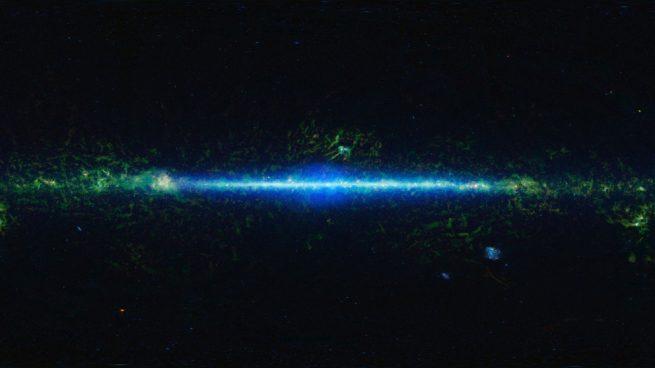 Sonidos del espacio captados por la NASA