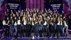 Victoria's Secret Fashion Show Shangay 2017.