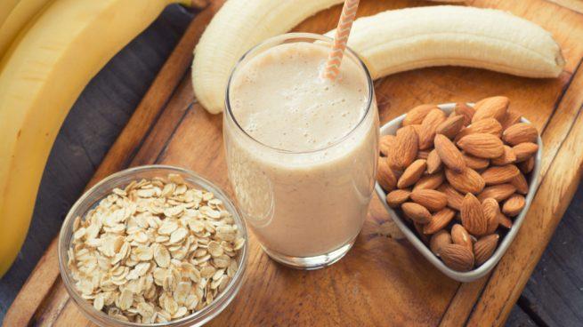 pérdida de peso saludable de plátano