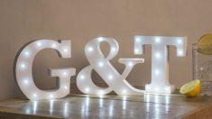 Pasos para hacer letras luminosas de un modo fácil