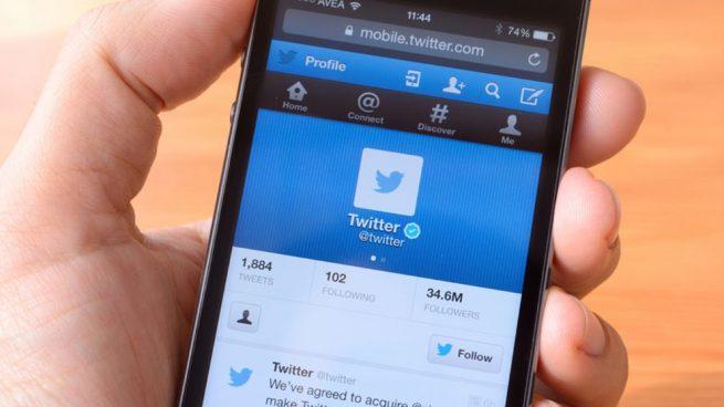 usar marcadores de Twitter
