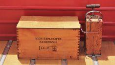 La dinamita, inventada por Alfred Nobel