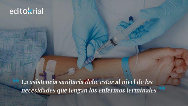 Los médicos están para salvar vidas, no para quitarlas