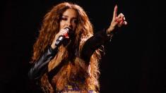 Eleni Foureira es la favorita para ganar 'Eurovisión 2018'