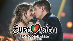 Amaia y Alfred competirán en el primer turno de 'Eurovisión'