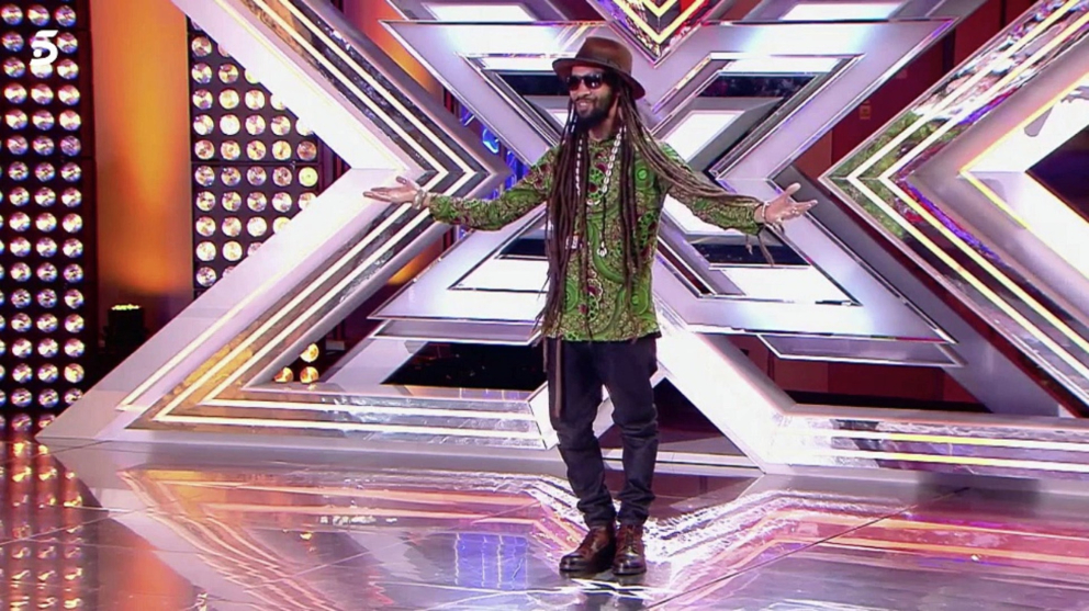 Dassari Kumar ha creado el nuevo hit de 'Factor X'