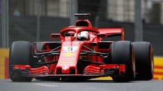 Según una leyenda como Alain Prost, la gran mejora de Ferrari este año viene de parte de la unidad de potencia, y no del chasis. (getty)