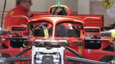 Los espejos revolucionarios del Ferrari en el Halo