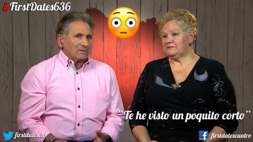 Francisco no ha sabido conquistar a Concha en 'FIrst Dates'