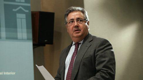 Juan Ignacio Zoido, ex ministro del Interior. (EFE)