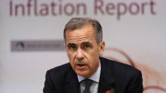 El presidente del Banco de Inglaterra, Mark Carney (Foto: GETTY).