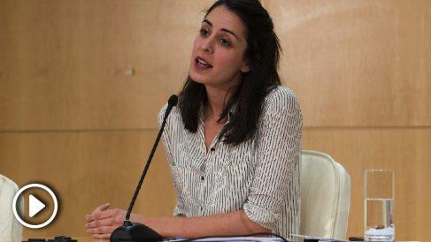 Rita Maestre. (Foto. Madrid)