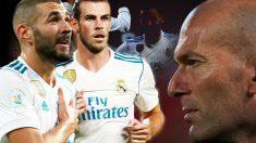 Hay jugadores del Real Madrid que no se han ganado la confianza de Zidane por su actitud.