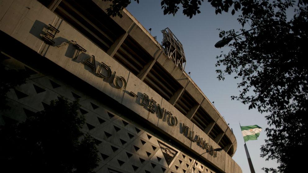 Estadio Benito Villamarín. (Getty)