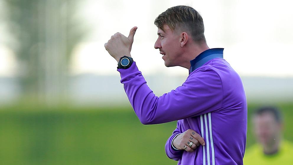 Guti podría dejar el Juvenil A del Real Madrid para intentar crecer en otro equipo.